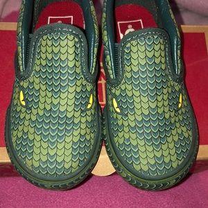 Green Lizard Vans